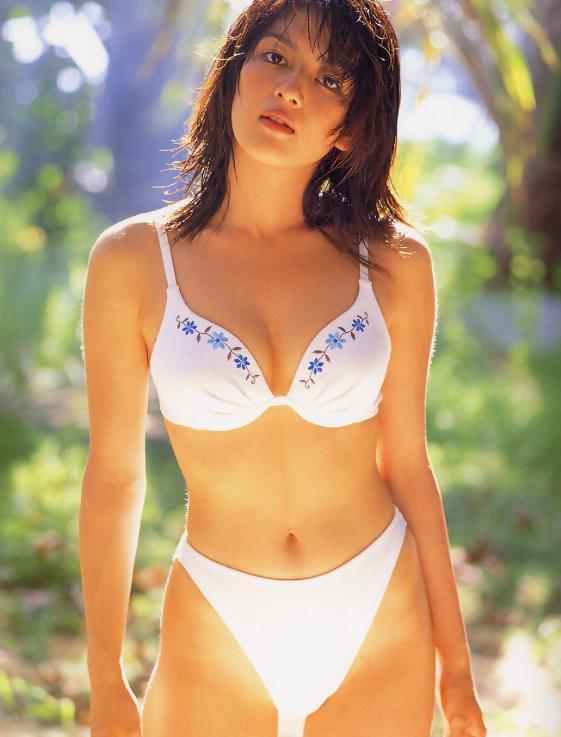 【吉井怜お宝画像】清純派アイドルだった現役女優の濡れ場とグラビア! 34