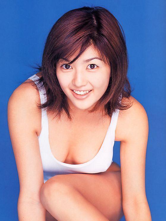 【吉井怜お宝画像】清純派アイドルだった現役女優の濡れ場とグラビア! 35
