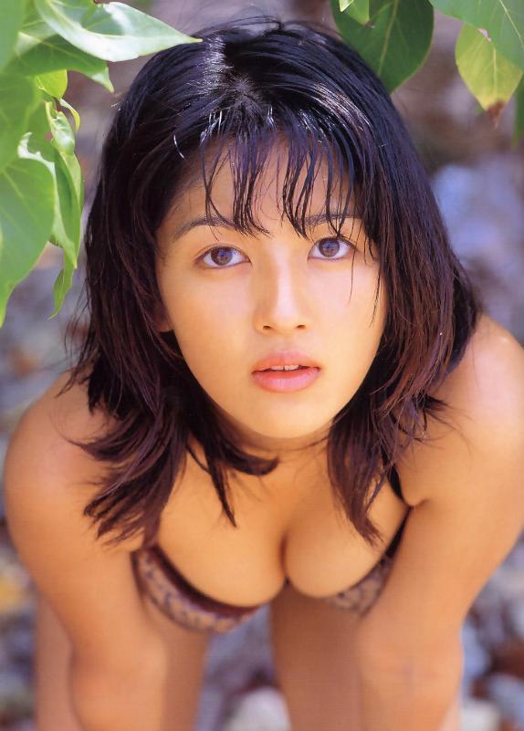 【吉井怜お宝画像】清純派アイドルだった現役女優の濡れ場とグラビア! 41