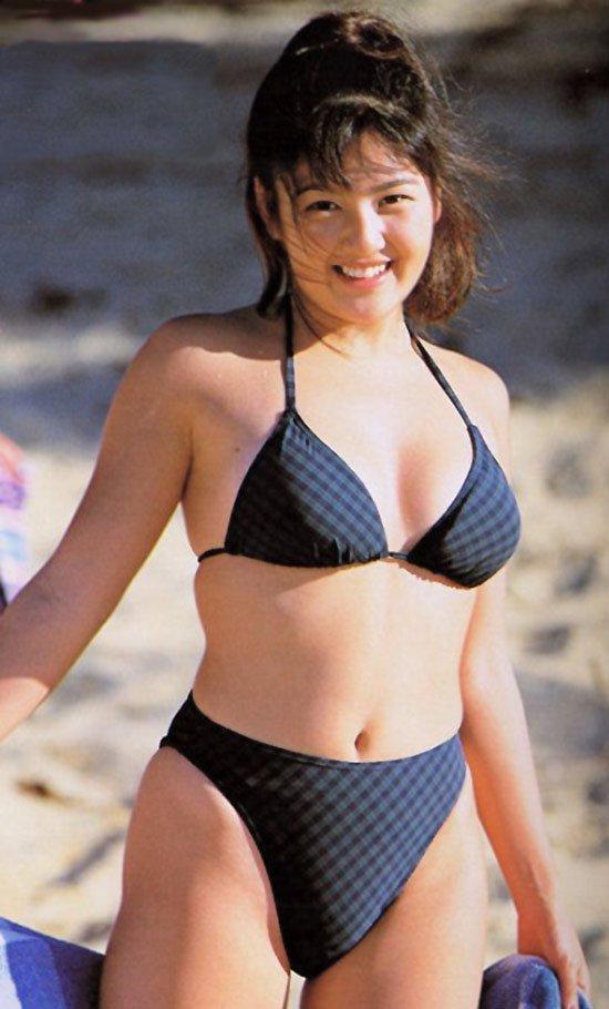 【吉井怜お宝画像】清純派アイドルだった現役女優の濡れ場とグラビア! 54