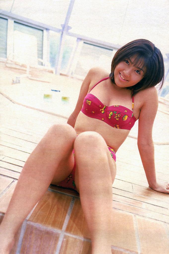【吉井怜お宝画像】清純派アイドルだった現役女優の濡れ場とグラビア! 61