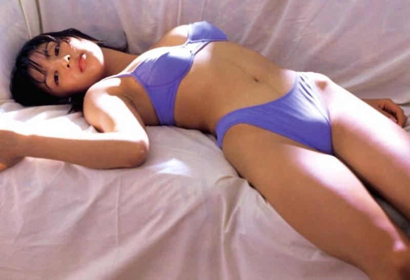 【吉井怜お宝画像】清純派アイドルだった現役女優の濡れ場とグラビア! 68