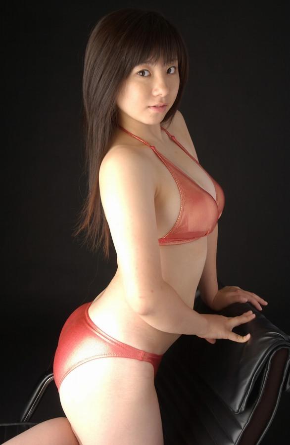 【吉川綾乃グラビア画像】Gカップ巨乳がド迫力なちょいぽちゃグラドル 31