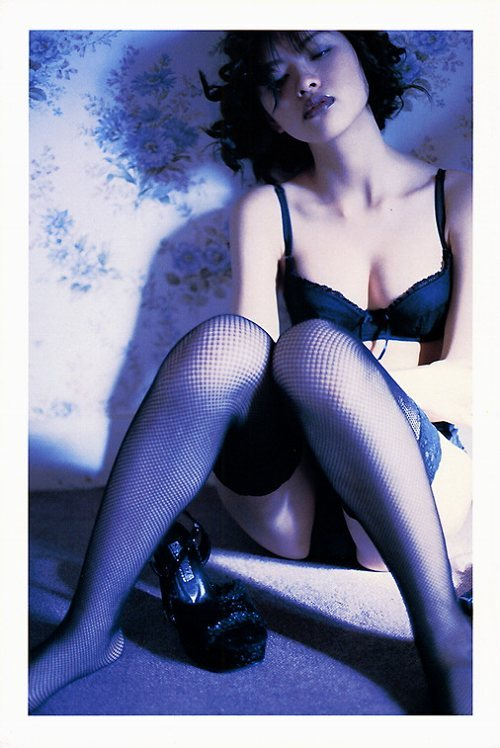 【吉野紗香お宝画像】チャイドルブームに火を付けたベテラン女優の現在は? 56