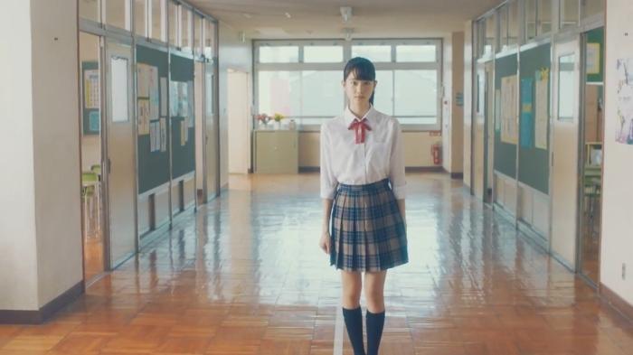 【髙橋ひかるキャプ画像】国民的美少女コンテスト出身女優の制服姿!