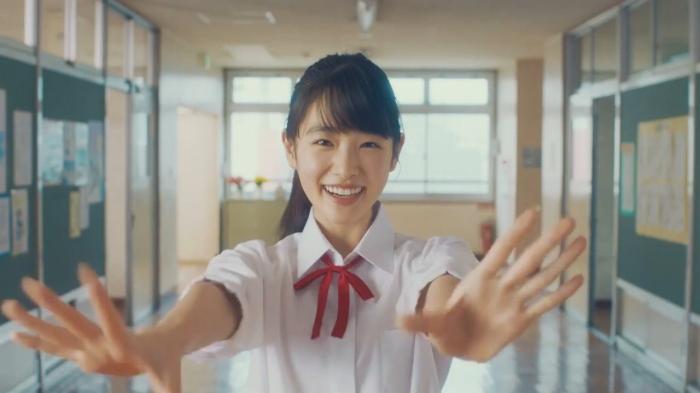 【髙橋ひかるキャプ画像】国民的美少女コンテスト出身女優の制服姿! 12