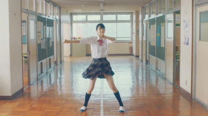 【髙橋ひかるキャプ画像】国民的美少女コンテスト出身女優の制服姿! 13