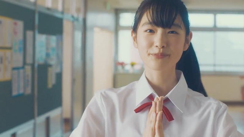 【髙橋ひかるキャプ画像】国民的美少女コンテスト出身女優の制服姿! 14