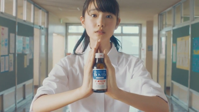 【髙橋ひかるキャプ画像】国民的美少女コンテスト出身女優の制服姿! 19