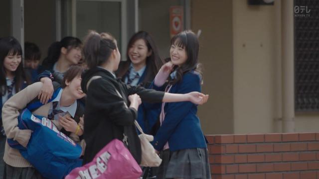 【髙橋ひかるキャプ画像】国民的美少女コンテスト出身女優の制服姿! 21