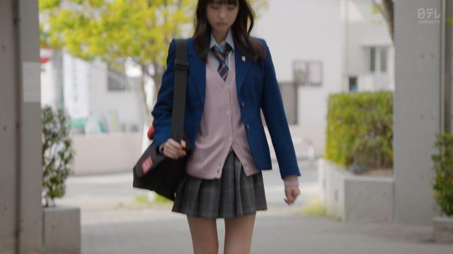 【髙橋ひかるキャプ画像】国民的美少女コンテスト出身女優の制服姿! 42