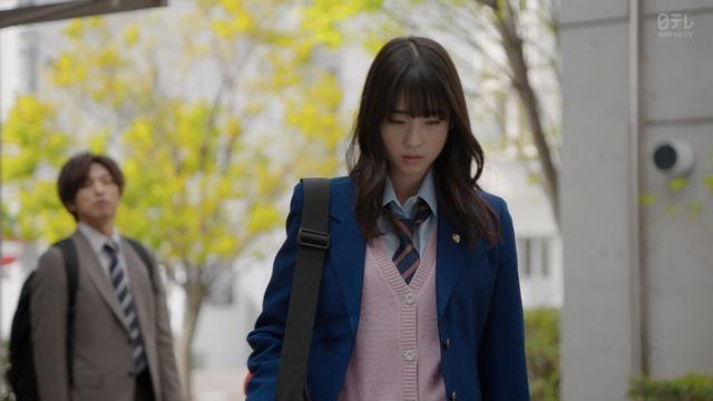 【髙橋ひかるキャプ画像】国民的美少女コンテスト出身女優の制服姿! 43