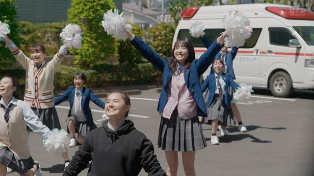 【髙橋ひかるキャプ画像】国民的美少女コンテスト出身女優の制服姿! 54