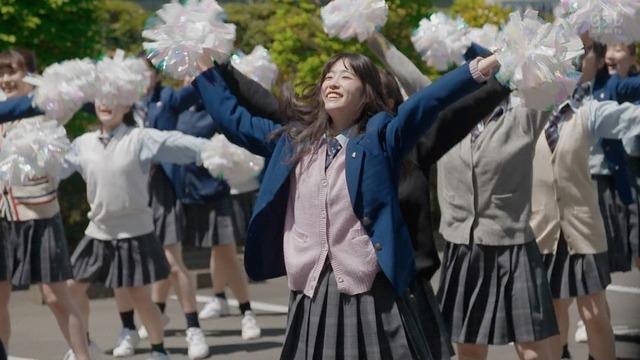 【髙橋ひかるキャプ画像】国民的美少女コンテスト出身女優の制服姿! 59