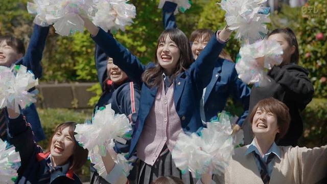 【髙橋ひかるキャプ画像】国民的美少女コンテスト出身女優の制服姿! 62