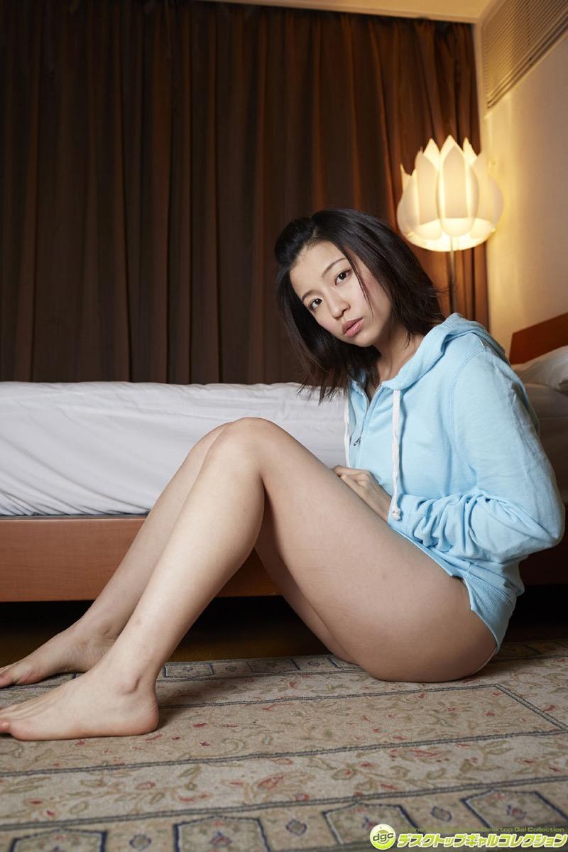 【辻柚音グラビア画像】消えたFカップ巨乳ボディグラビアアイドルの謎 05