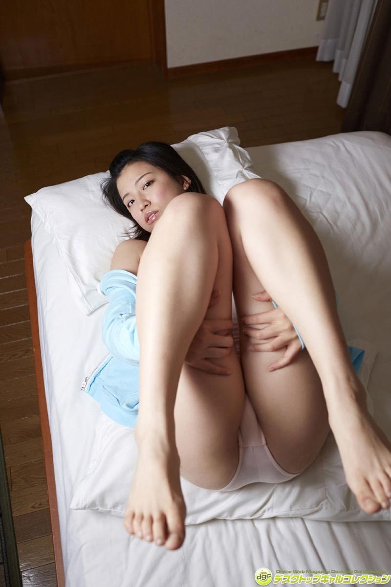 【辻柚音グラビア画像】消えたFカップ巨乳ボディグラビアアイドルの謎 07