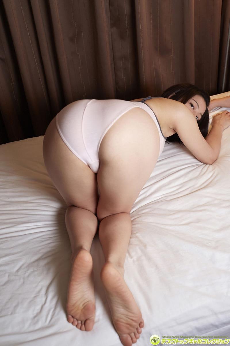 【辻柚音グラビア画像】消えたFカップ巨乳ボディグラビアアイドルの謎 14