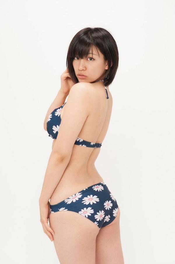 【辻柚音グラビア画像】消えたFカップ巨乳ボディグラビアアイドルの謎 49