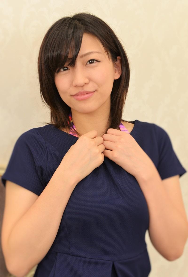 【辻柚音グラビア画像】消えたFカップ巨乳ボディグラビアアイドルの謎 71