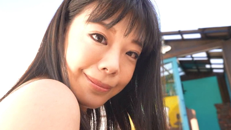 【伊藤椿キャプ画像】KカップとかいうAV女優みたいなデカさのグラドルw 15