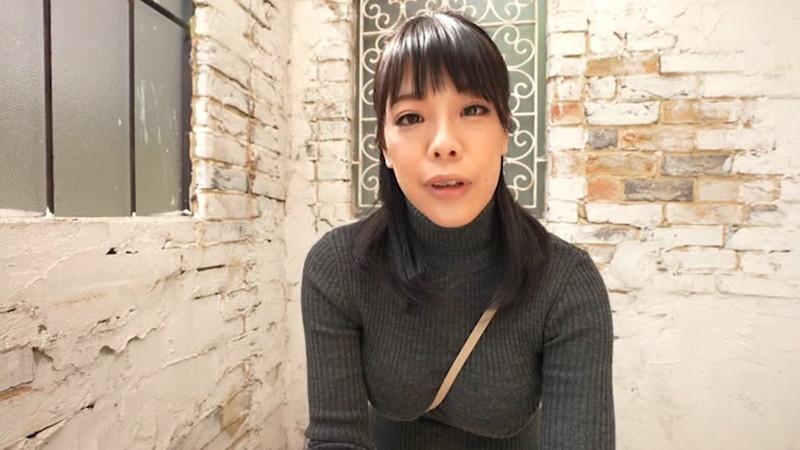 【伊藤椿キャプ画像】KカップとかいうAV女優みたいなデカさのグラドルw 16