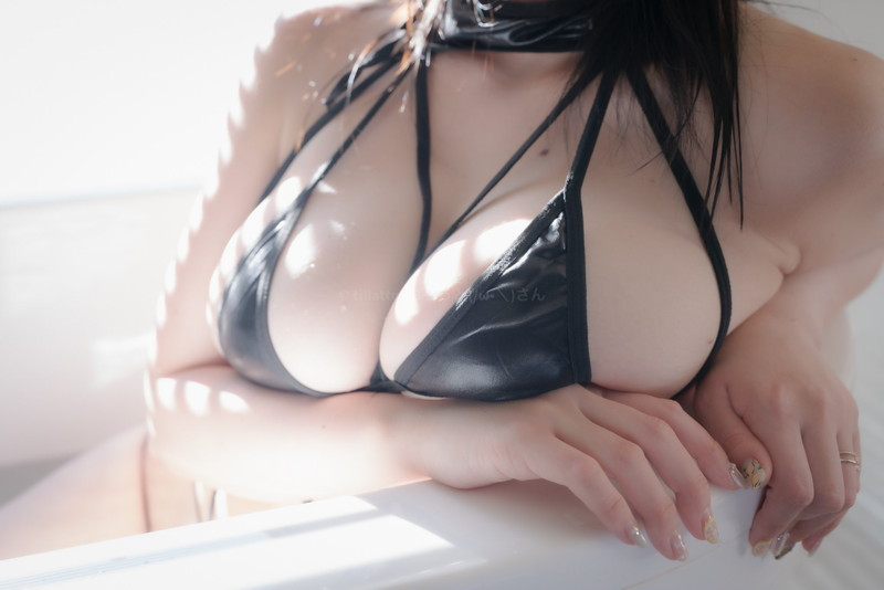 【伊藤椿キャプ画像】KカップとかいうAV女優みたいなデカさのグラドルw 62
