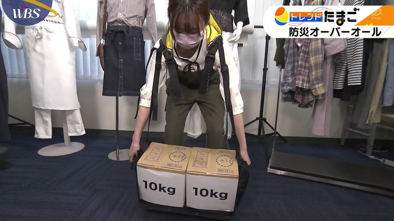 【女子アナキャプ画像】テレ東アナウンサー森香澄さんの着衣おっぱい! 54