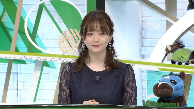 【女子アナキャプ画像】テレ東アナウンサー森香澄さんの着衣おっぱい! 58