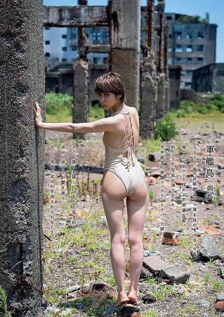 【山谷花純グラビア画像】ニンニンジャーでヒロインやってた勝ち気な女の子 06