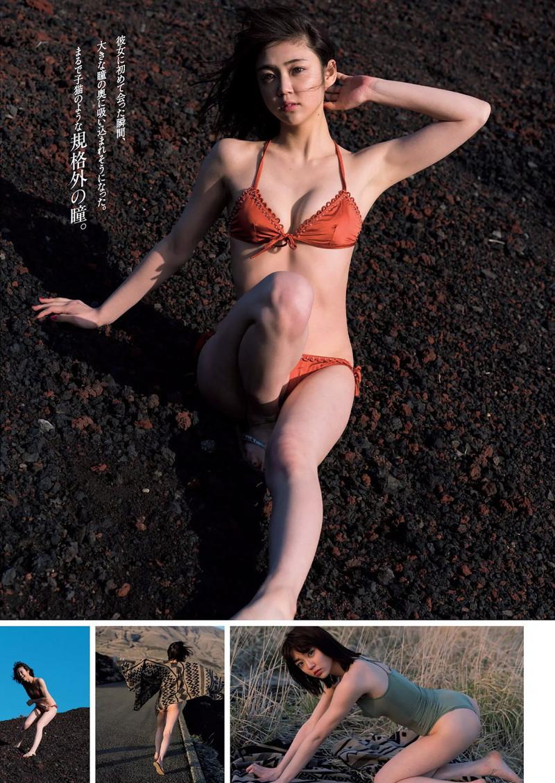 【山谷花純グラビア画像】ニンニンジャーでヒロインやってた勝ち気な女の子 21