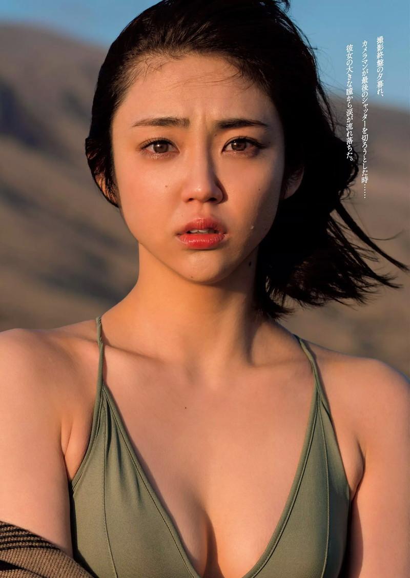 【山谷花純グラビア画像】ニンニンジャーでヒロインやってた勝ち気な女の子 25