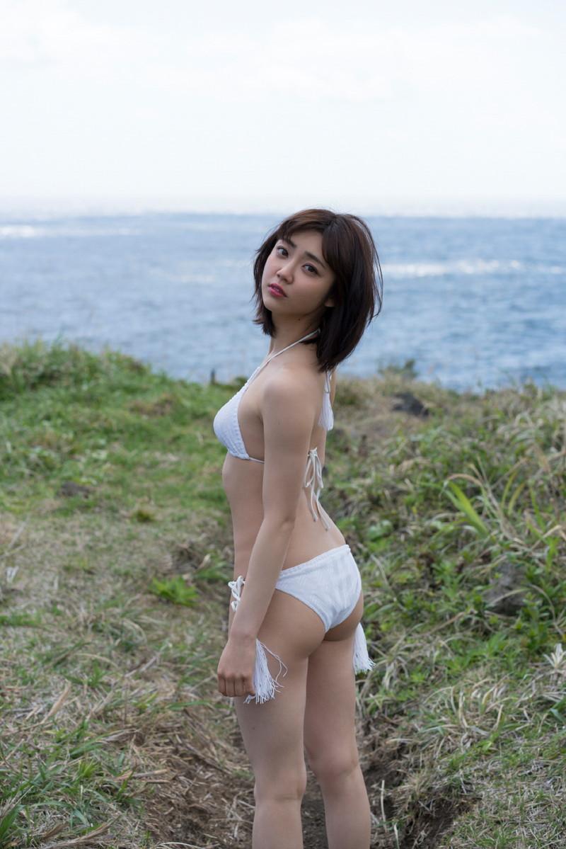 【山谷花純グラビア画像】ニンニンジャーでヒロインやってた勝ち気な女の子 32