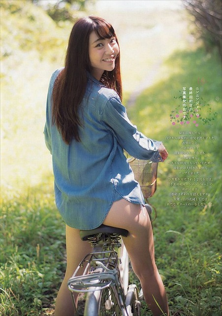 【山谷花純グラビア画像】ニンニンジャーでヒロインやってた勝ち気な女の子 43