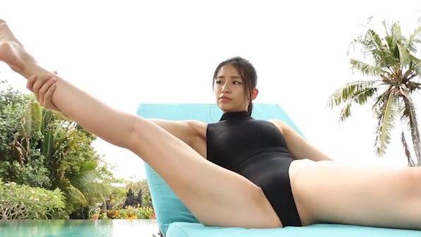【佐野マリアエロ画像】春高バレー経験者のグラビアアイドルが実力をテレビで披露! 50
