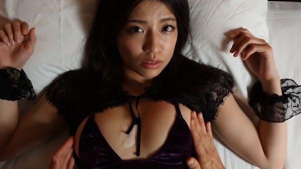 【佐野マリアエロ画像】春高バレー経験者のグラビアアイドルが実力をテレビで披露! 77