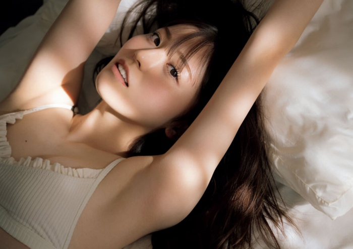 【吉井美優グラビア画像】アイドルグループ所属のスレンダー美女がエロい 80