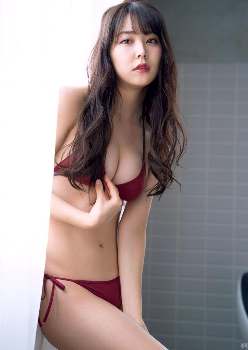 【白間美瑠グラビア画像】とうとうアイドル卒業を発表しちゃいましたね 34