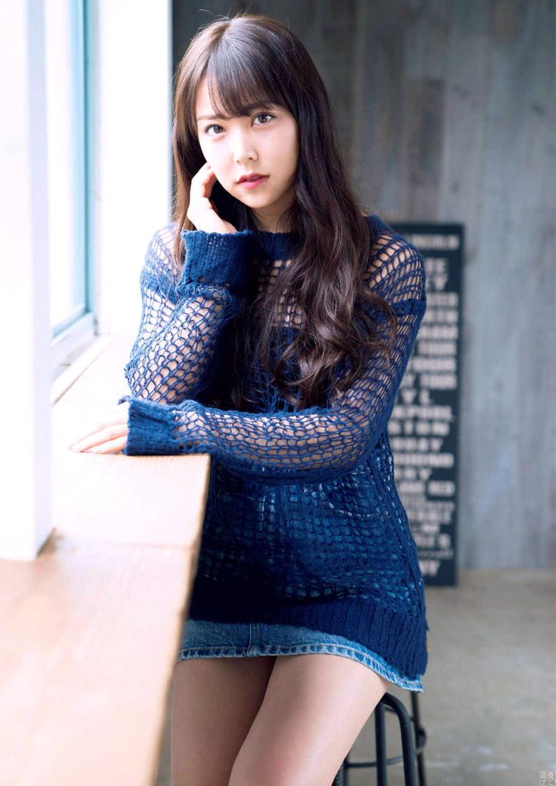 【白間美瑠グラビア画像】とうとうアイドル卒業を発表しちゃいましたね 35