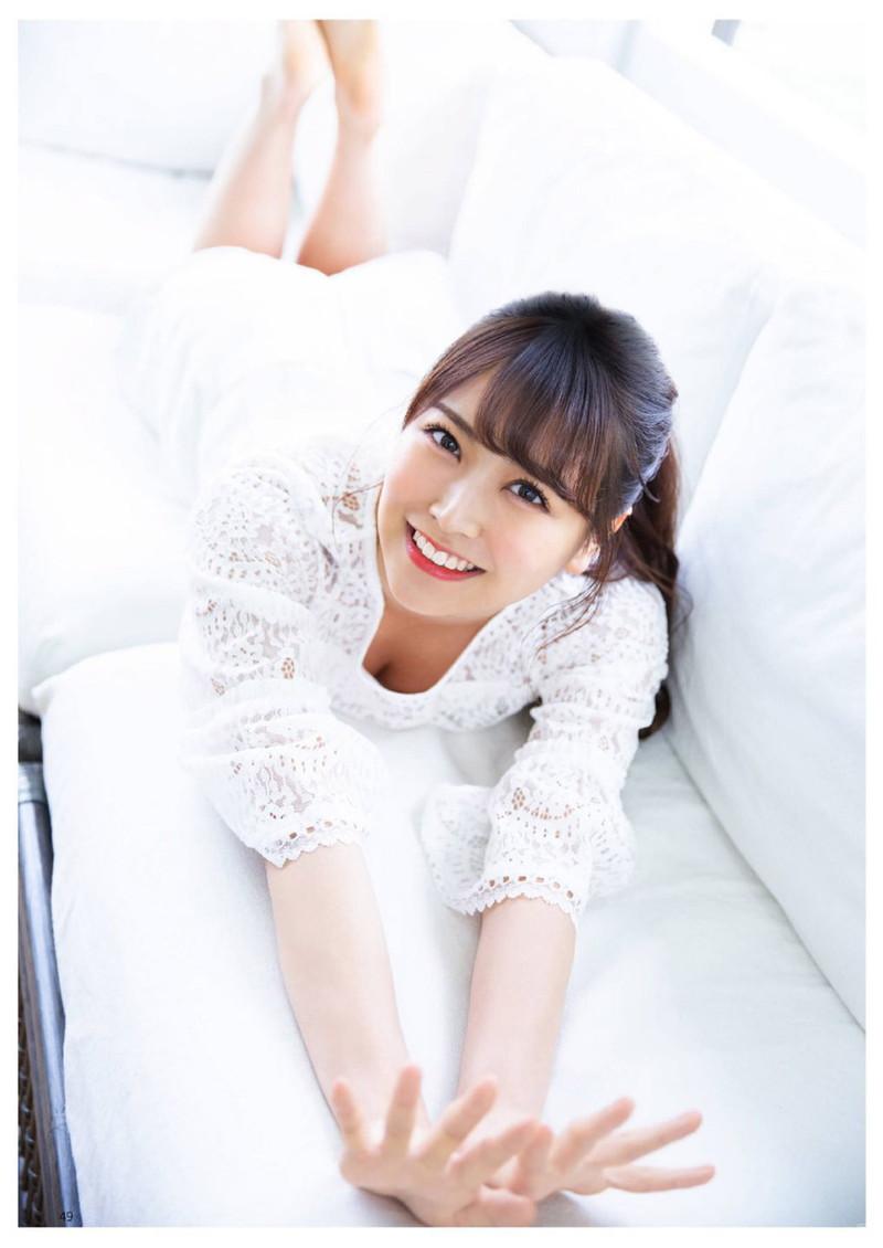 【白間美瑠グラビア画像】とうとうアイドル卒業を発表しちゃいましたね 36
