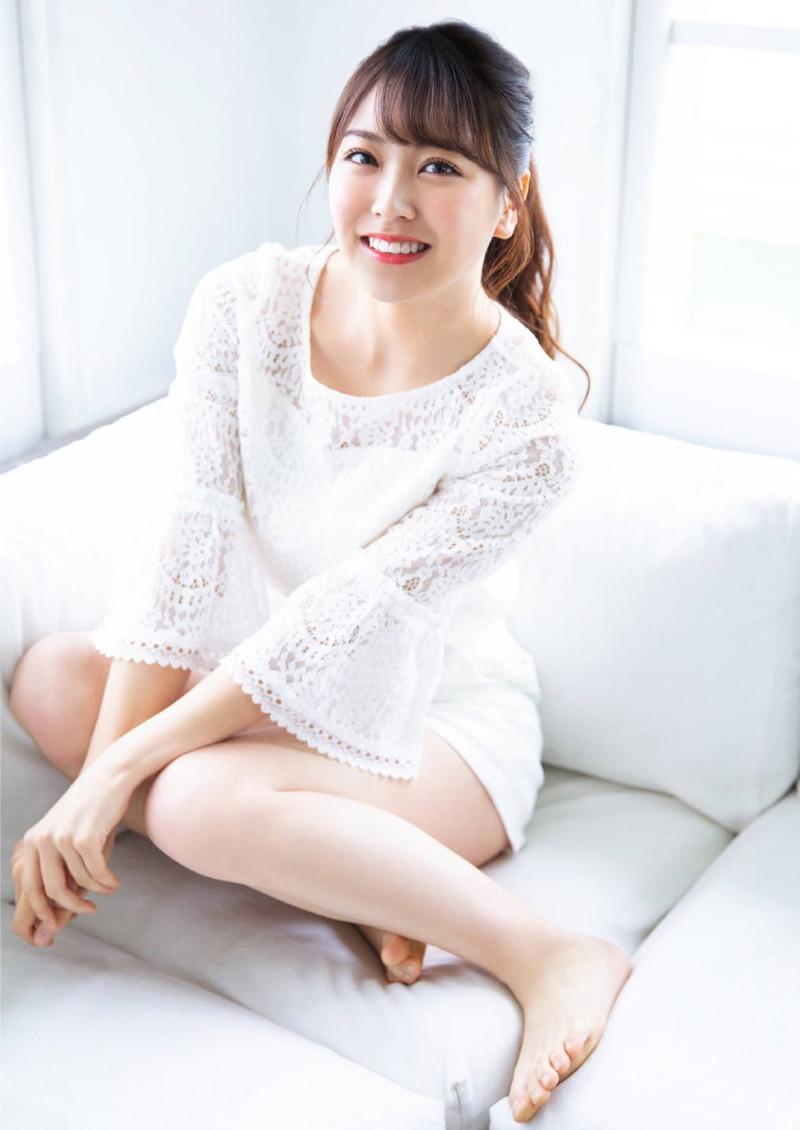 【白間美瑠グラビア画像】とうとうアイドル卒業を発表しちゃいましたね 37