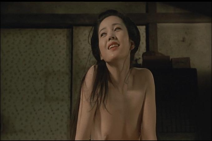 【樋口可南子濡れ場画像】触手に犯されてるとかAVで観た事あるぞwwww 44