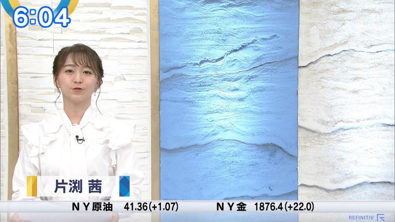 【女子アナキャプ画像】テレ東アナウンサーの着衣おっぱいと透けブラ! 19