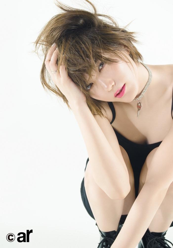 【本田翼エロ画像】ゲーム実況配信で炎上してしまった人気女優のセクシー画像 15