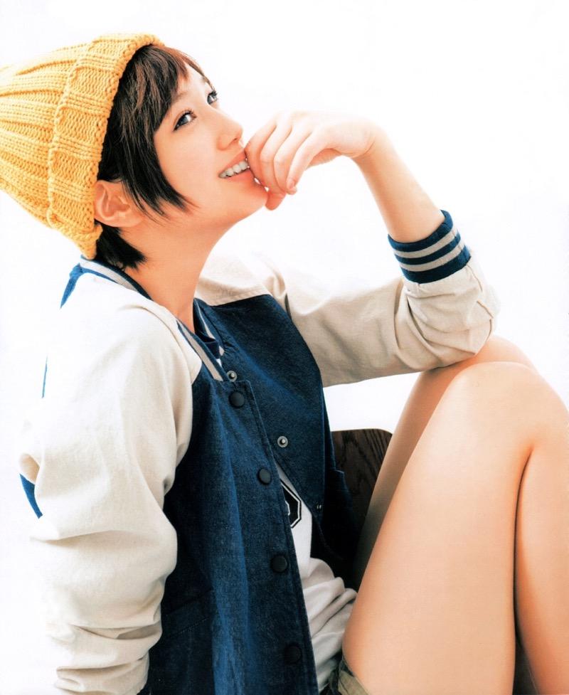 【本田翼エロ画像】ゲーム実況配信で炎上してしまった人気女優のセクシー画像 55