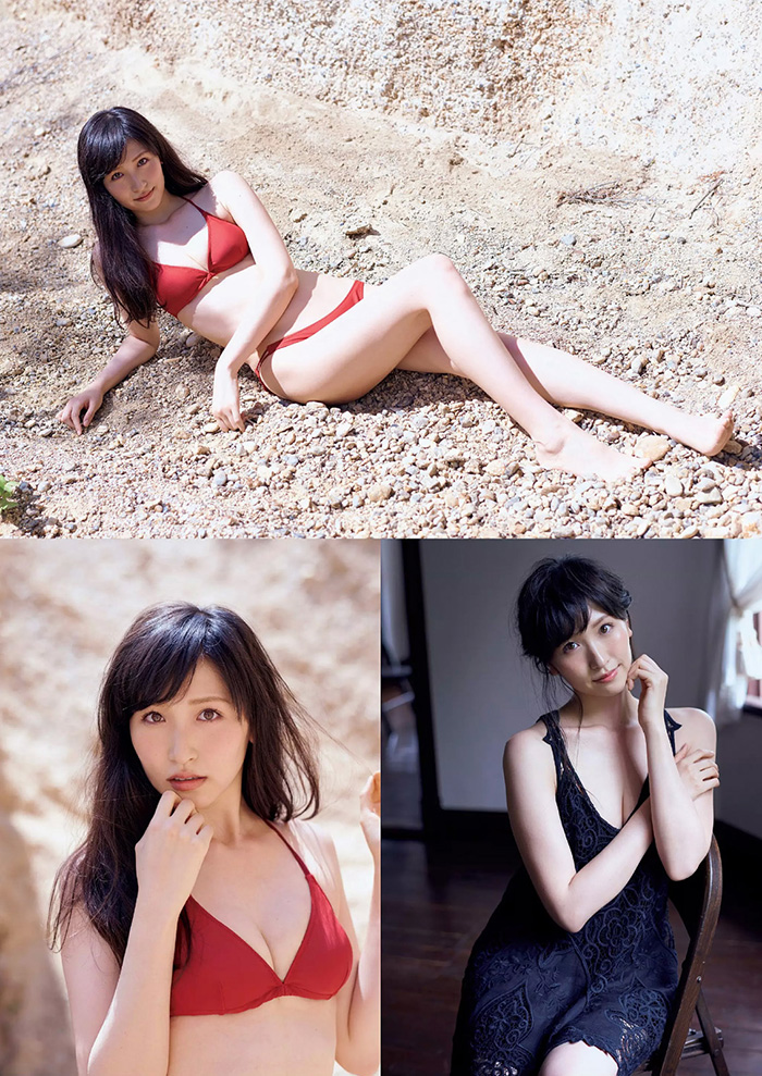 【横山ルリカグラビア画像】元アイドリング!!!の美少女がもうアラサーかぁw 17