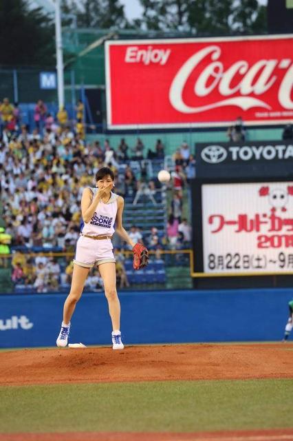 【横山ルリカグラビア画像】元アイドリング!!!の美少女がもうアラサーかぁw 70