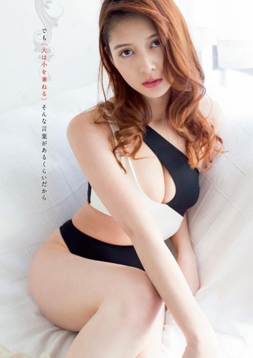 【アンジェラ芽衣エロ画像】ハーフ美人モデルが仮面ライダーで女優デビューしたとかw 27