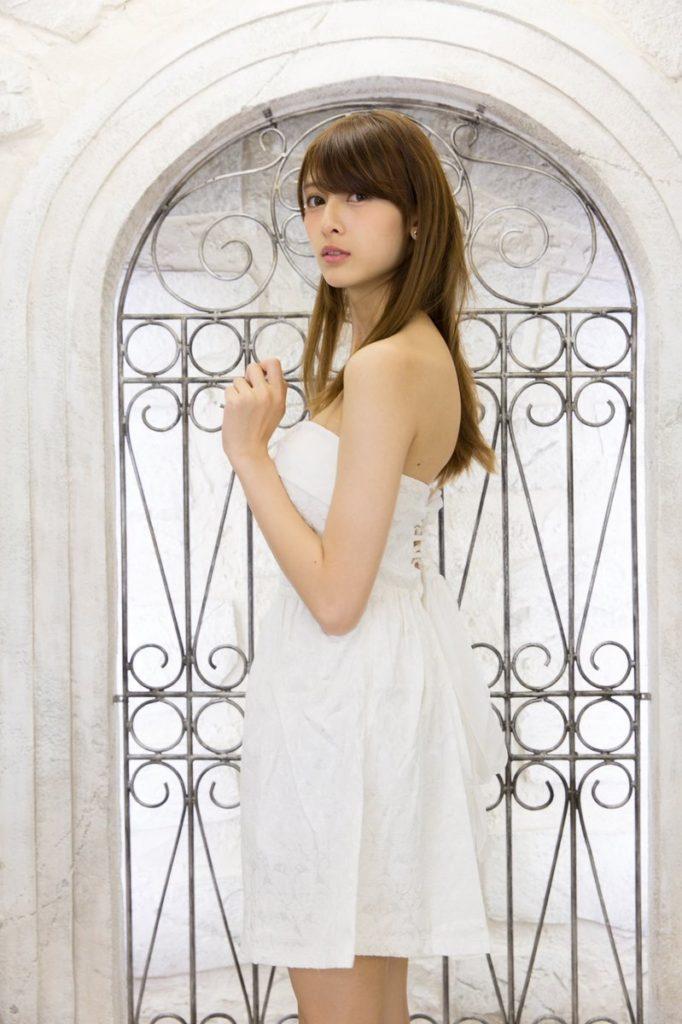 【アンジェラ芽衣エロ画像】ハーフ美人モデルが仮面ライダーで女優デビューしたとかw 45