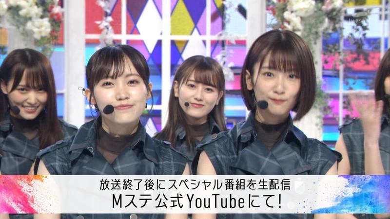 【井上梨名キャプ画像】ハタチになったばかりの笑顔が可愛い櫻坂46アイドル 08